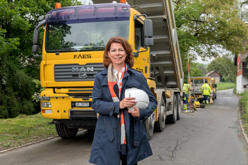 Karin Faes Bau