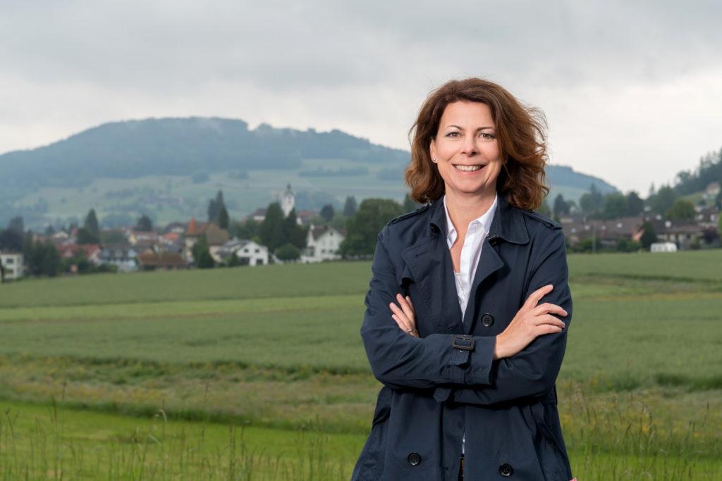 Karin Faes Unternehmerin